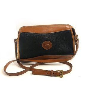 Vintage Dooney & Bourke Leather Crossbody bag
